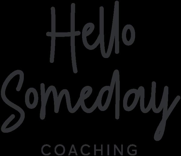 Hello Someday Coaching