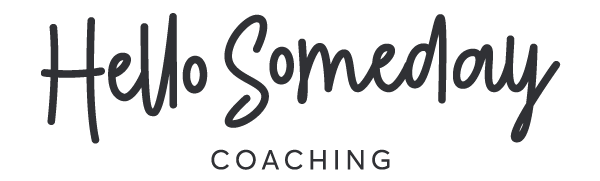 Hello Someday Coaching