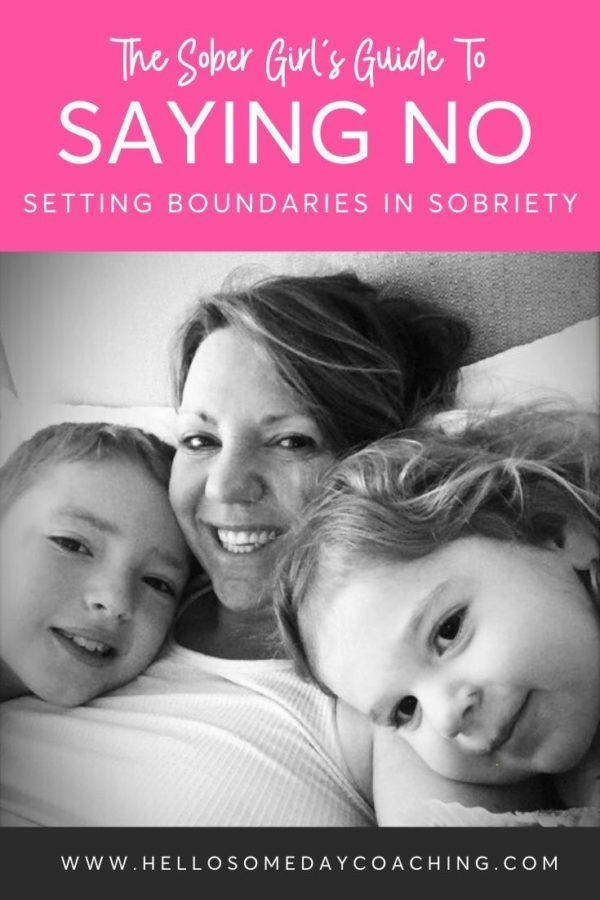 The Nice Girl's Guide To Saying No and Setting Boundaries