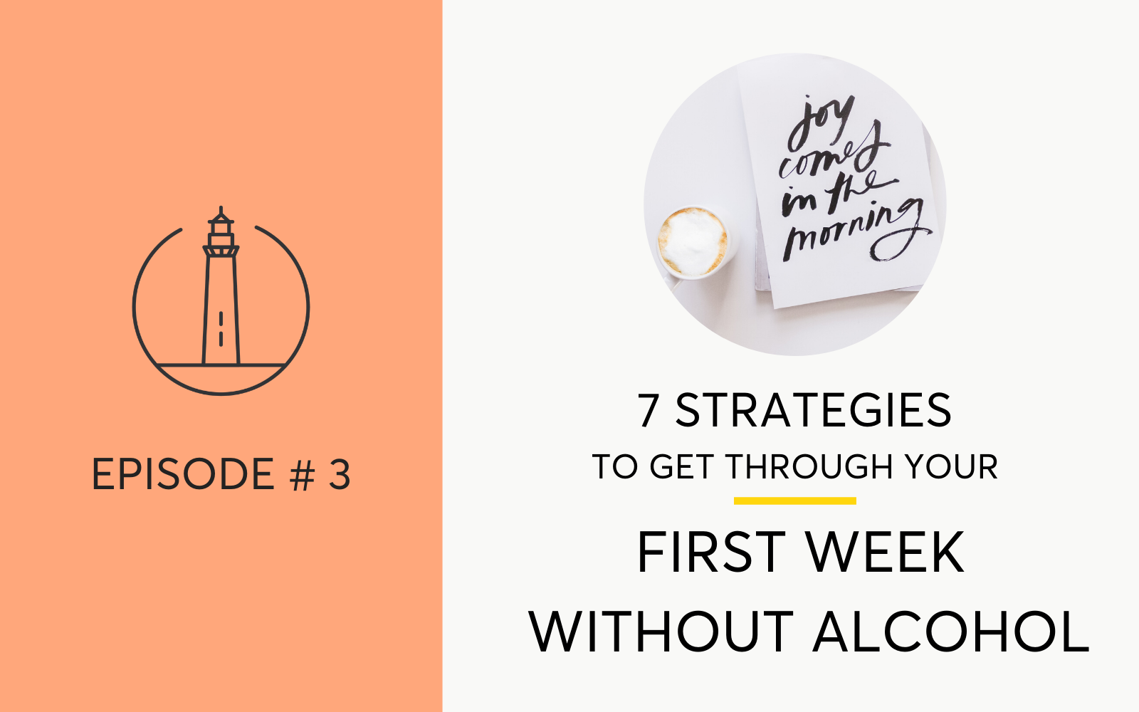 7 Strategies To Get Through Your First Week Without Alcohol