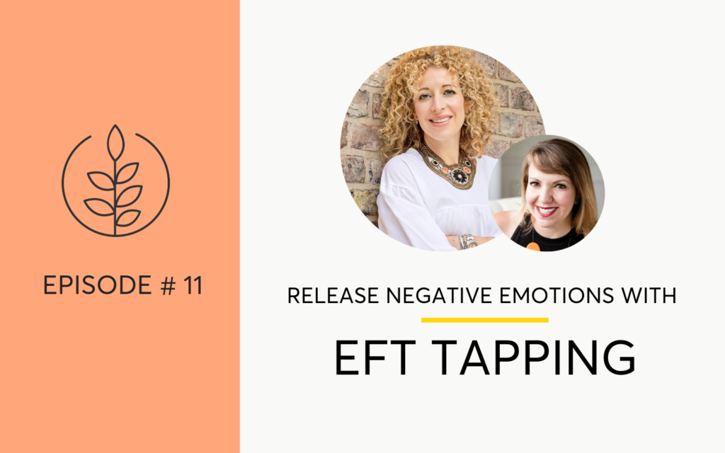 Using EFT Tapping To Release Triggers and Cravings To Drink