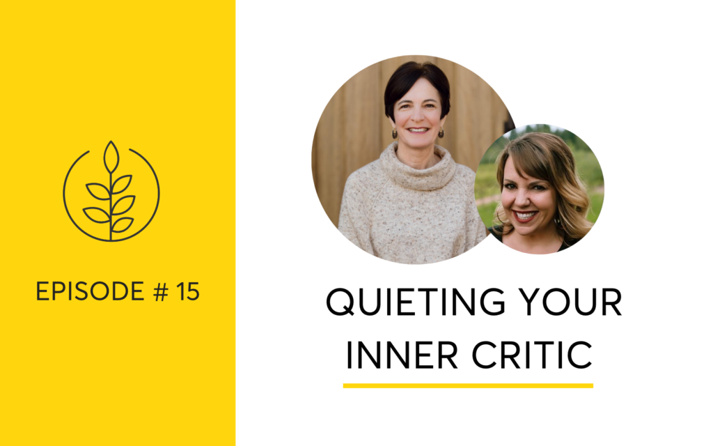 How to quiet your inner critic and release negative self-talk in recovery