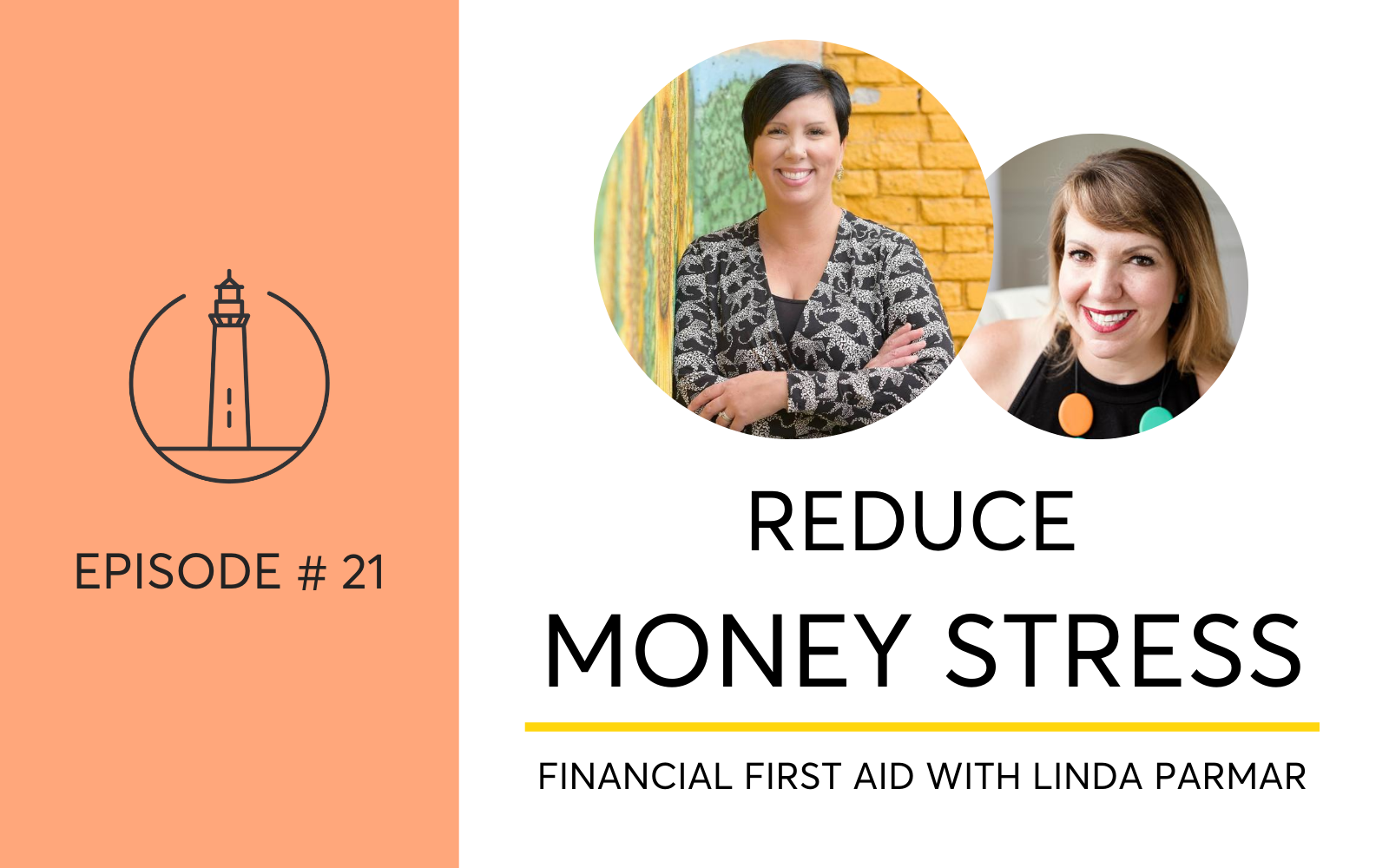 Reduce Money Stress I Financial Recovery and Healing Your Money Story