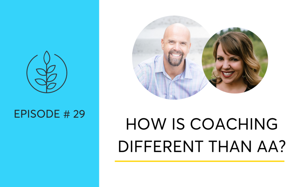 How Is Coaching Different from AA In Helping Women Stop Drinking?