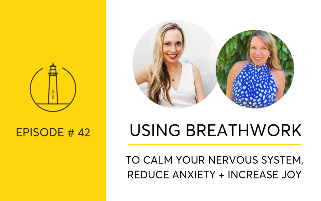 Using SOMA breathwork in sobriety to calm your nervous system, reduce anxiety and increase joy