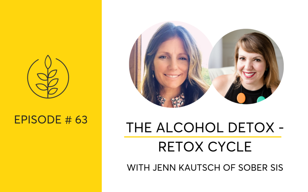 Get Out of the Alcohol Detox and Retox Cycle with Sober Sis