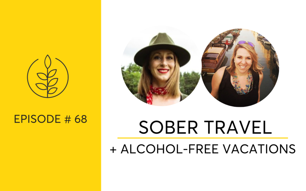 Sober Travel: How To Take An Alcohol Free Vacation
