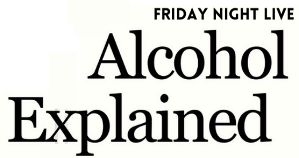 Alcohol Explained Friday Night Live with William Porter and guest Casey McGuire Davidson of Hello Someday Coaching on the Wine Mom Culture