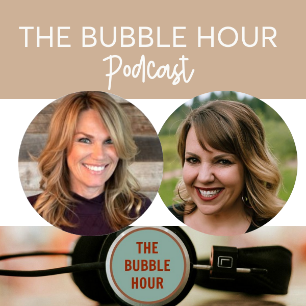 Casey McGuire Davidson Interview on The Bubble Hour Podcast With Jean McCarthy. How to quit drinking and get through your first 30 days without alcohol.