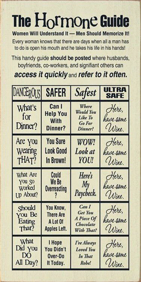 Wine Mom Culture Meme - The Hormone Guide To Talking To Women